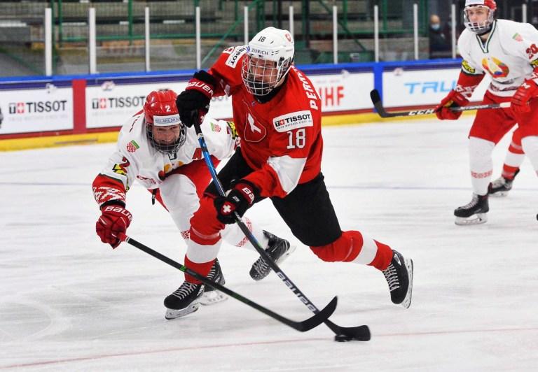 Hockey sur glace : Une magnifique expérience