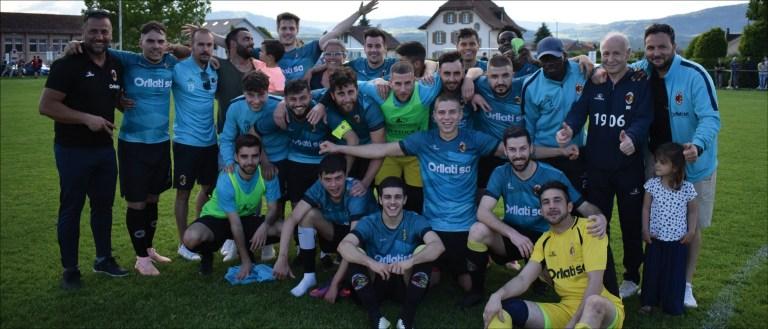3e ligue : Orbe en finale