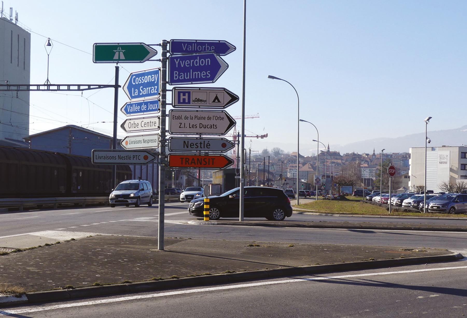 Près de 3,5 millions pour le réaménagement des carrefours des Ducats et de Taborneires