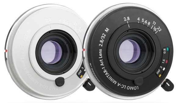 Lomo LC-A Minitar 1 ART lens - LomoBR