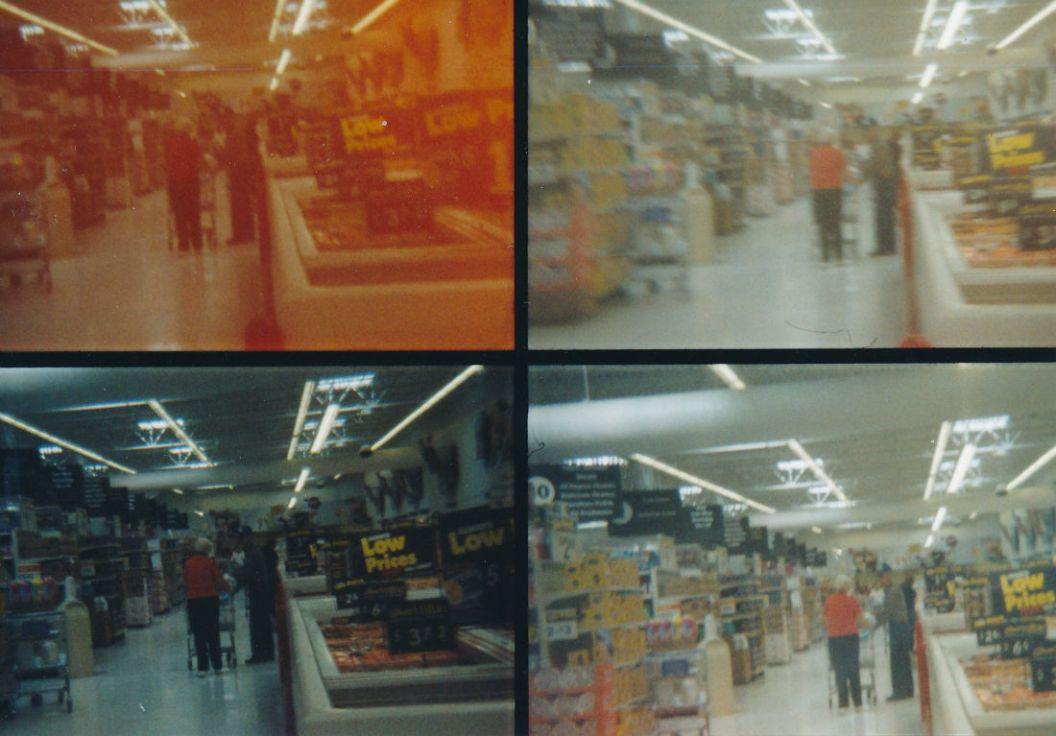 Supermarkt, aber welcher? 2005