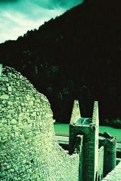 Burgruine Mühlbacher Klause