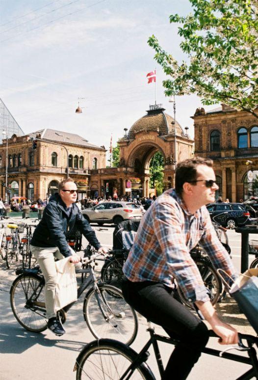 Eine Stunde Kopenhagen | One hour Copenhagen (c) Lomoherz