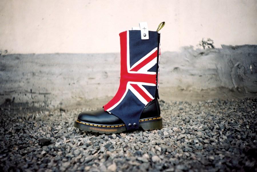 Dr Martens - Union Flag / Union Flag boot