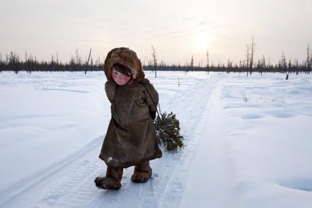 Alessandra Meniconzi - Nenets the last nomads of Arctic Siberia