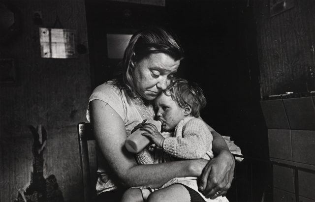 make life worth living by nick hedges mother and child