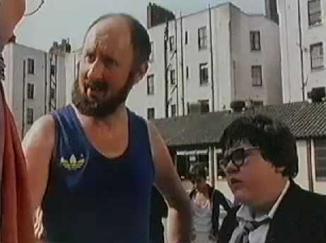 Mr Baxter - Grange Hill's PE teacher
