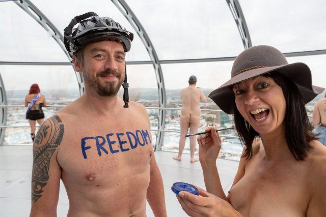 Freedom body pant