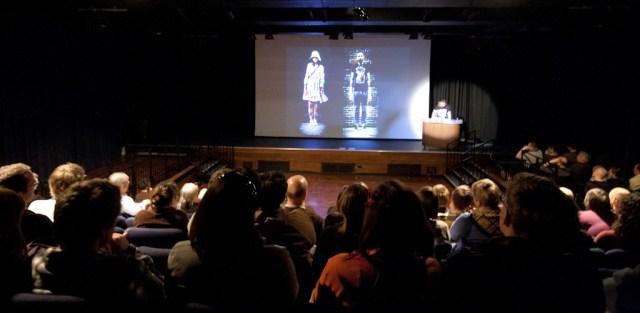 lomokev speaking at BrightClick (Brighton University)