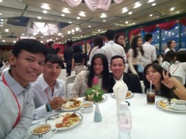 Welcoming Party @Bangkok Central Hotel