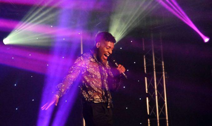 pride, 2021, singer, performer, male,black,