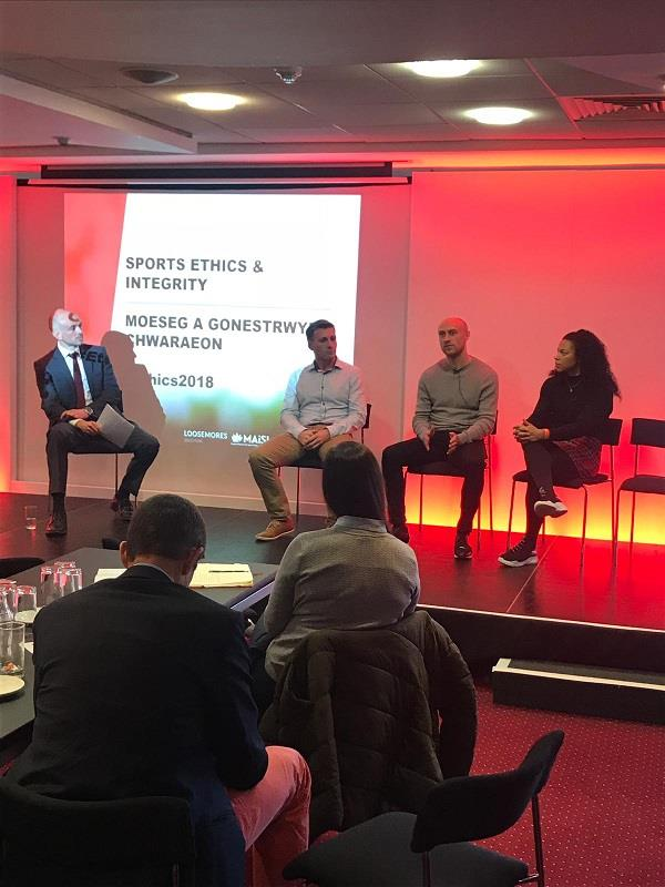 Athlete voice vital for future of sport says Baroness ...