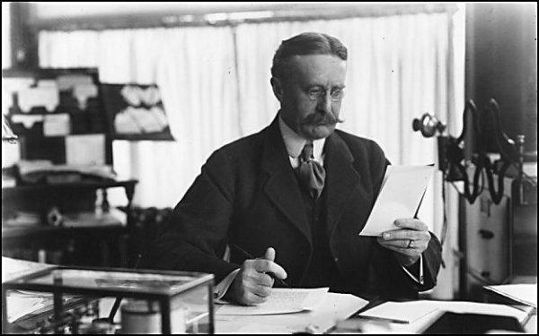 Who was Mr Selfridge?