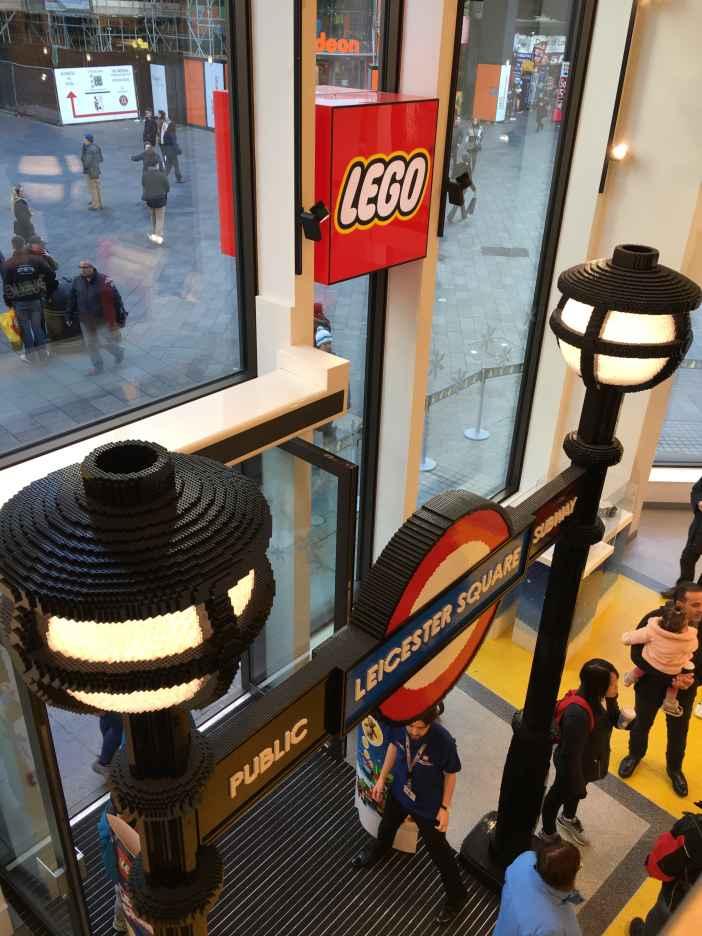 entrée, boutique, Lego, brique, jouet, toy