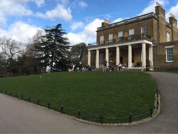 Clissold Park, Stoke Newington, London