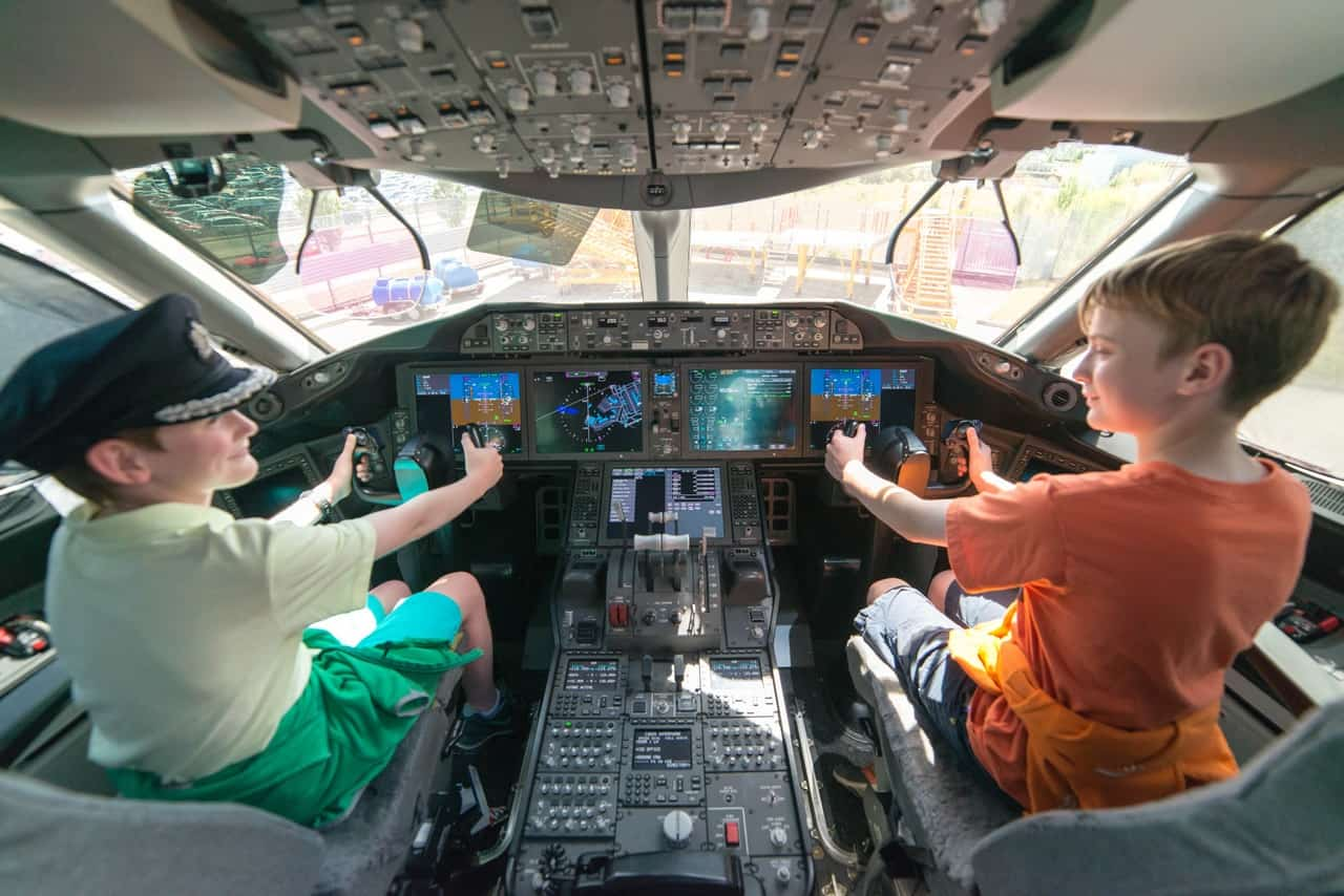 Changes affecting children flying alone on BA – London Air