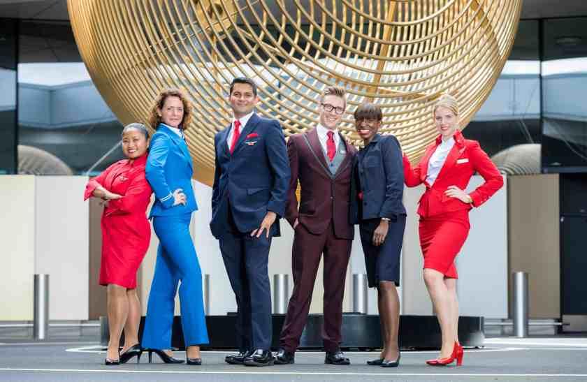 Virgin Atlantic, Air France KLM and Delta