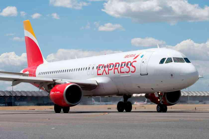 Iberia Express Airbus A320 (Image Credit: Iberia Express)