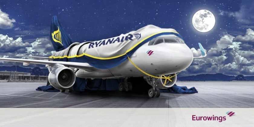 Eurowings Halloween Barb (Image Credit: Eurowings)