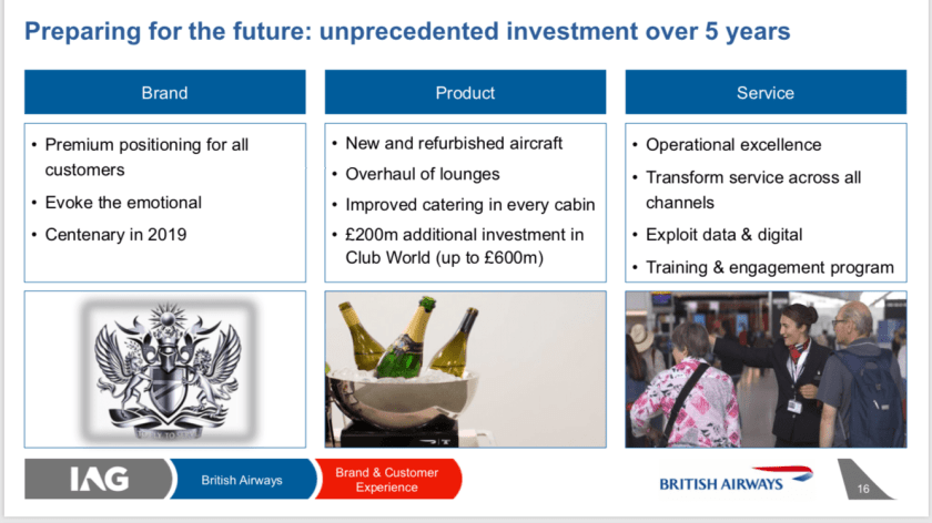 BA IAG Capital Markets Day 16