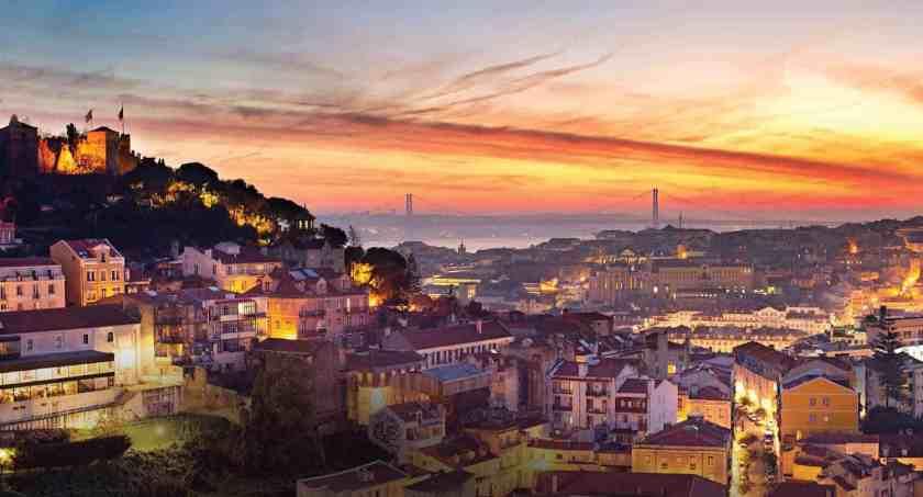 Lisbon (Image Credit: TAP Portugal)