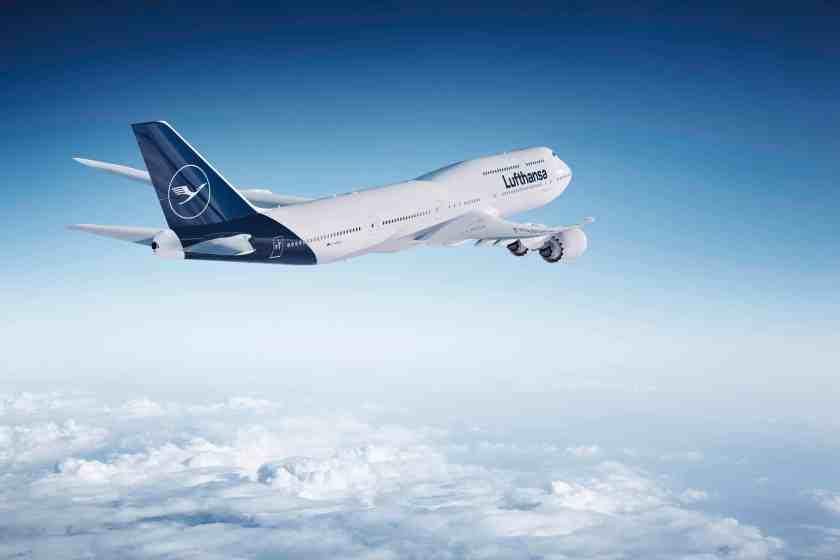 Lufthansa's New Livery (Image Credit: Lufthansa)