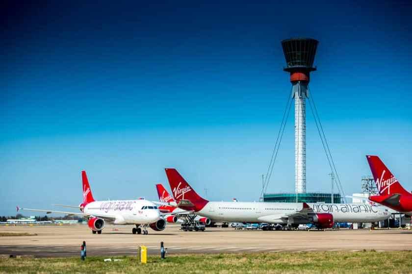 Virgin Atlantic to move Las Vegas route to Heathrow – London Air Travel