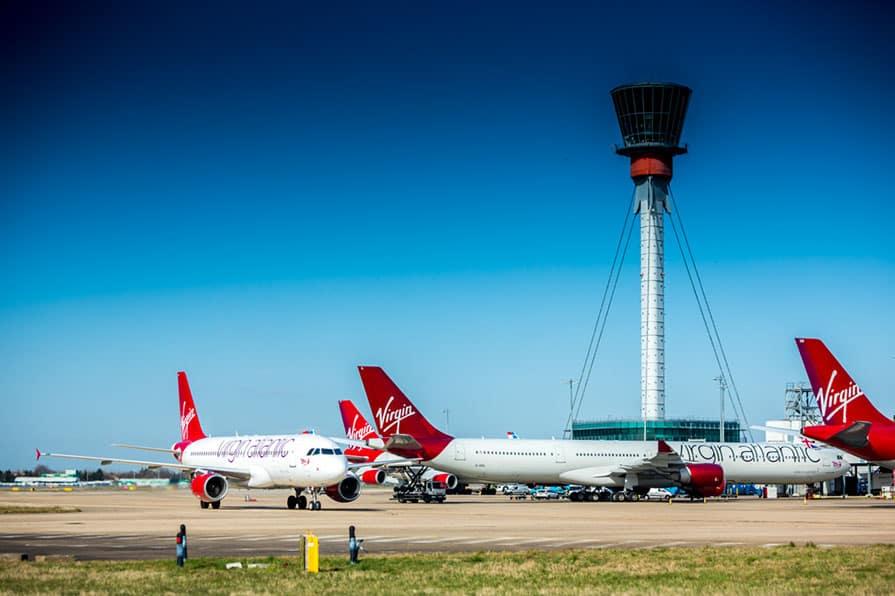 airlines london to nairobi Virgin
