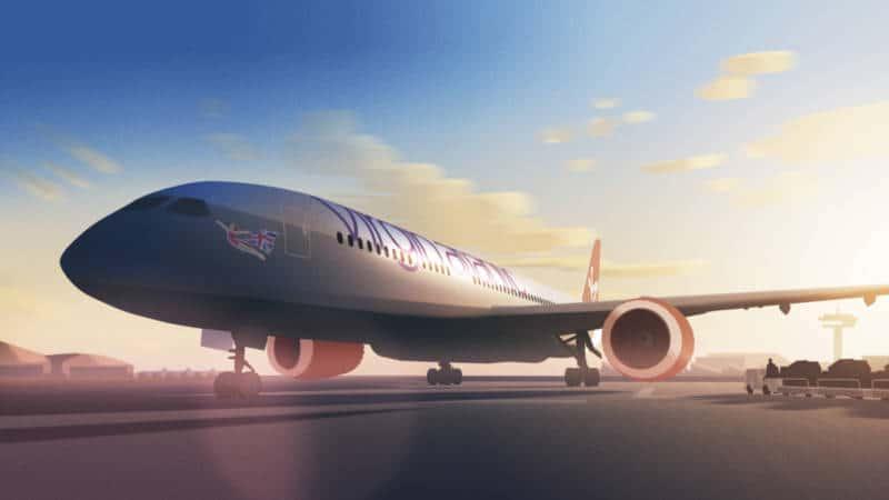 Virgin Atlantic Safety Demonstration Trip