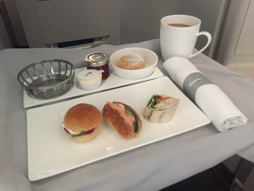 BA Club World Afternoon Tea