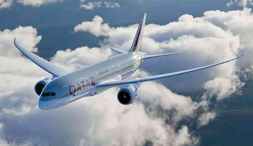 Qatar Airways Boeing 787 Dreamliner (Image Credit: Qatar Airways)