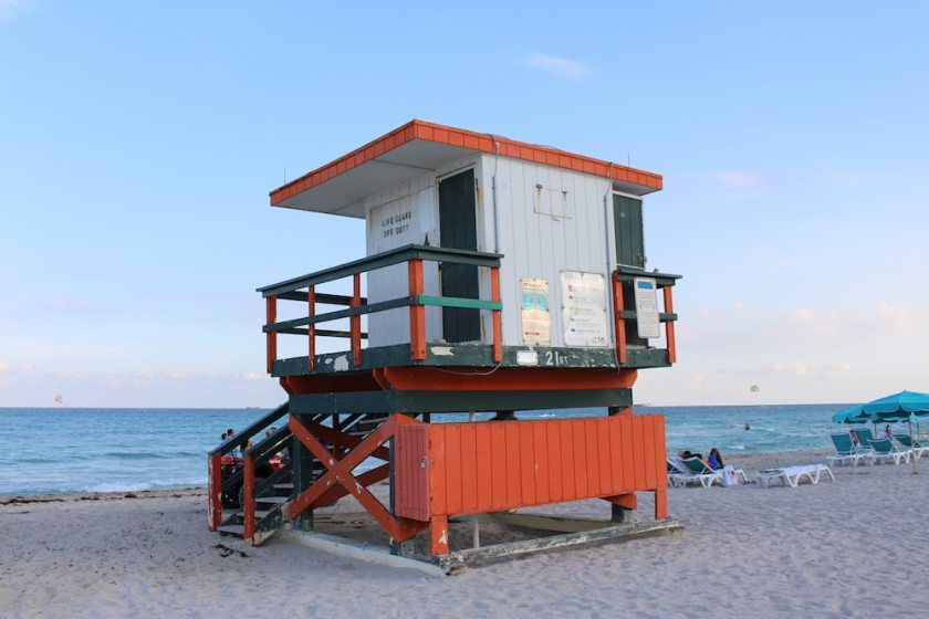 South Beach, Miami (Image Credit: London Air Travel)