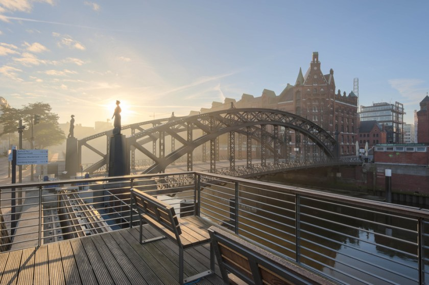 Hamburg (Image Credit: British Airways)