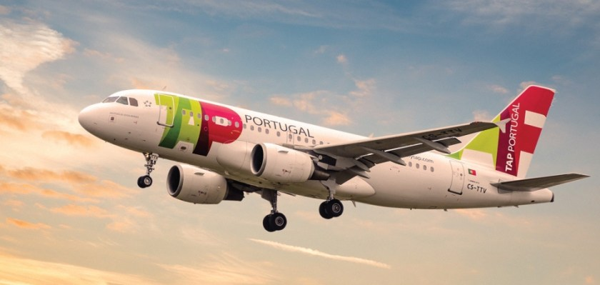 TAP Portugal Airbus A319