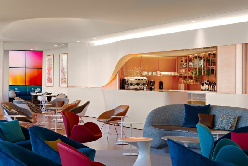 Virgin Atlantic Clubhouse Los Angeles