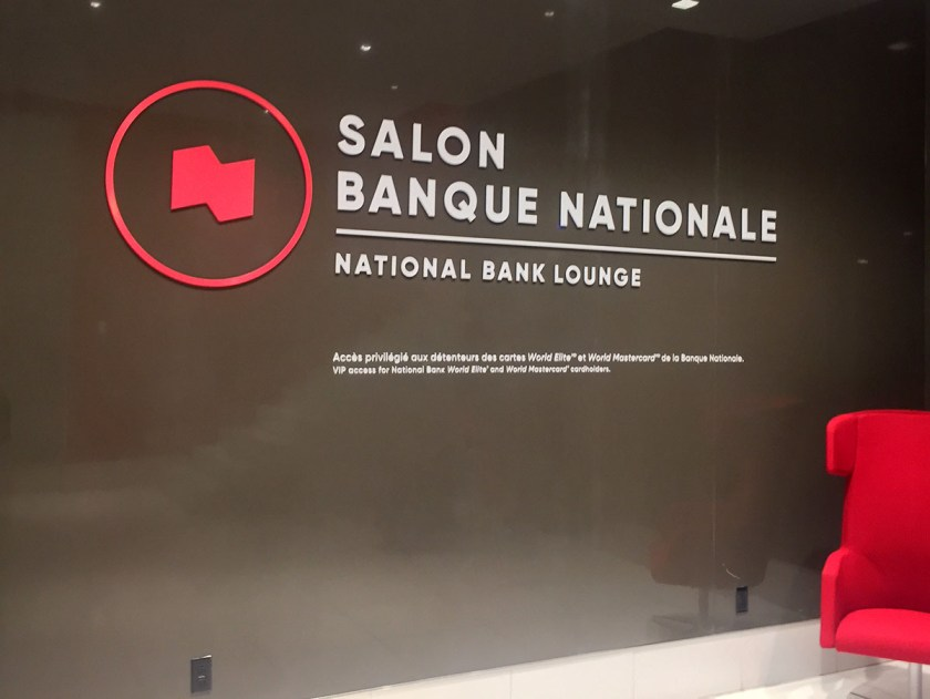 Salon Banque Nationale Lounge - Montréal–Pierre Elliott Trudeau International Airport