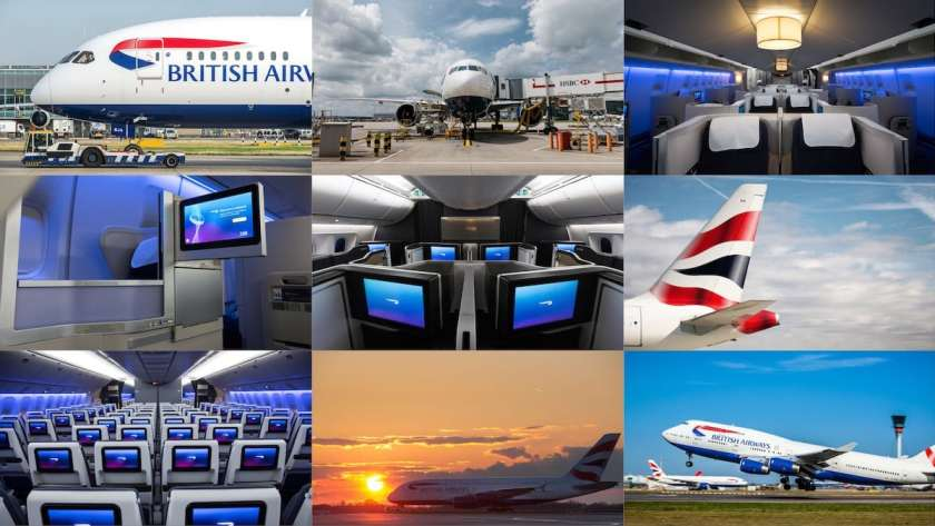 What aircraft is operating on my British Airways flight to ...