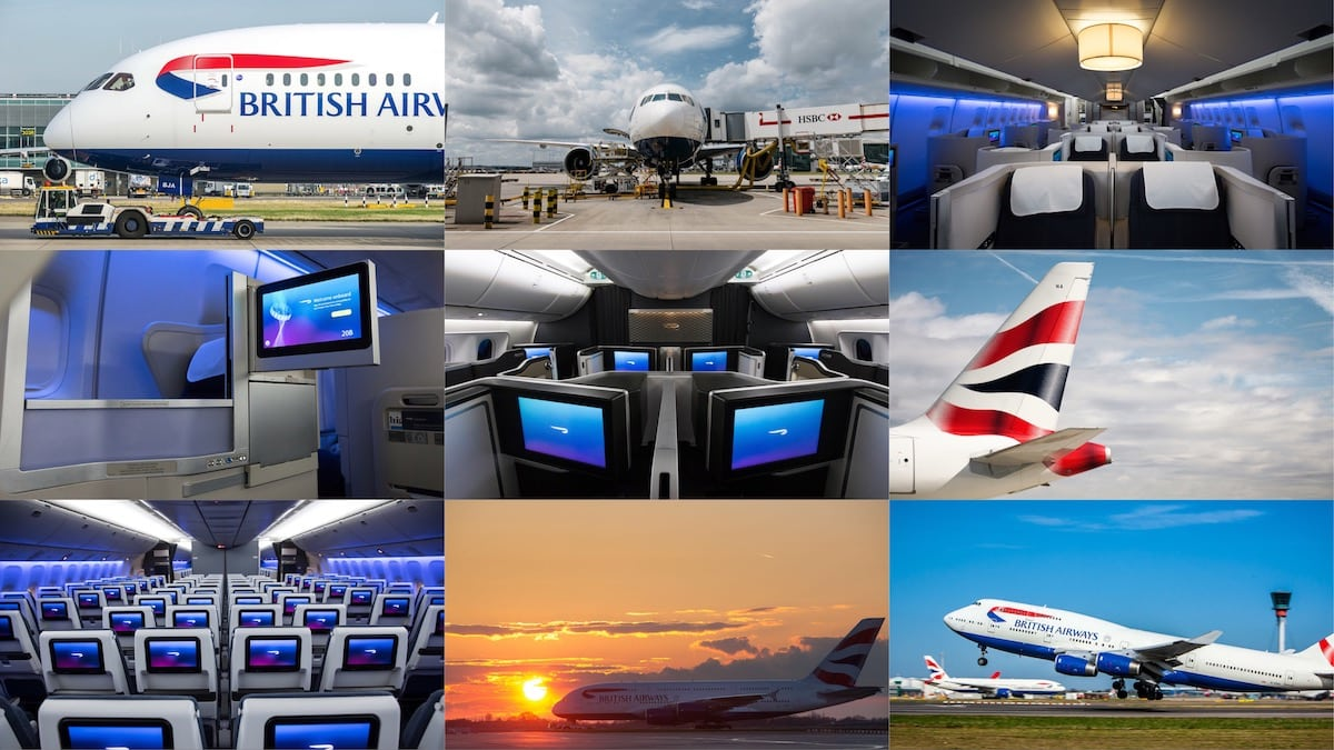 British Airways London Heathrow Long-Haul Flight Plan – London Air ...