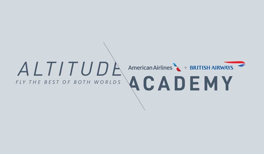 American Airlines & British Airways Altitude Academy - London, September 2018