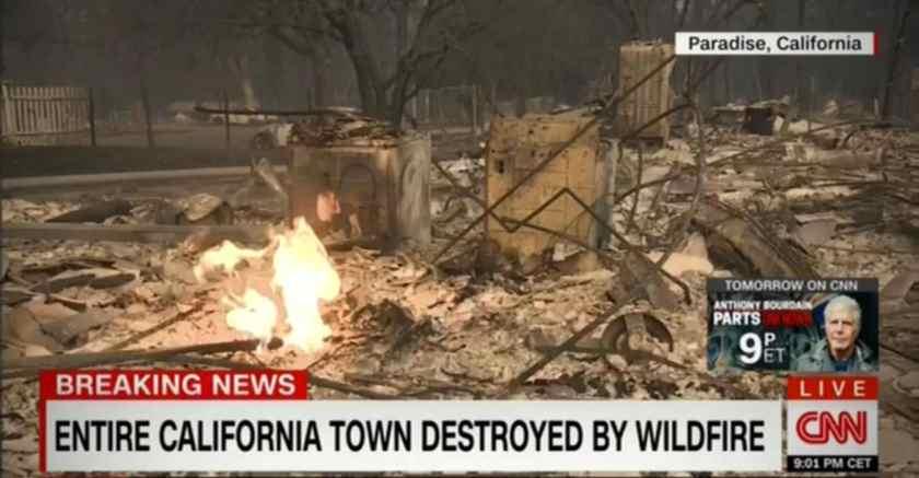 California Wildfire News Coverage