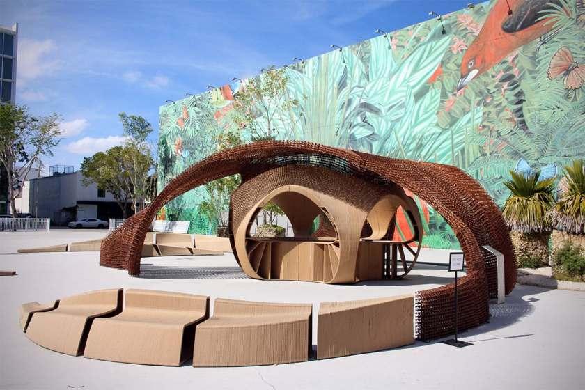 """Flotsam and Jetsam"", Miami Design District"