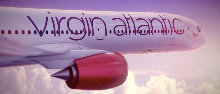 CGI Virgin Atlantic Airbus A350-1000 aircraft