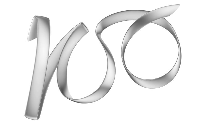 BA Centenary Logo