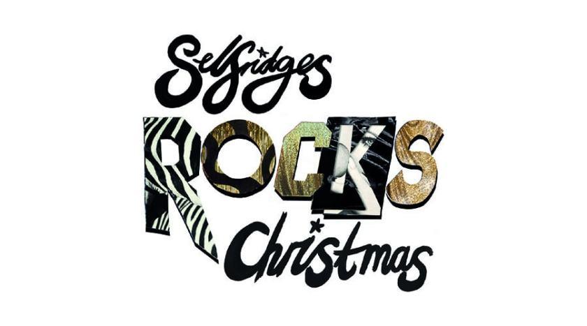 Selfridges Rocks Christmas 2018