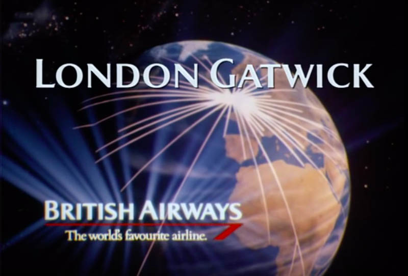 British Airways London Gatwick
