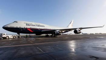 BA Unveils Its Retro Negus Boeing 747 Livery – London Air Travel