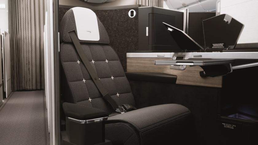 British Airways Club World Suite