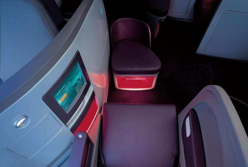 Virgin Atlantic Upper Class Suite