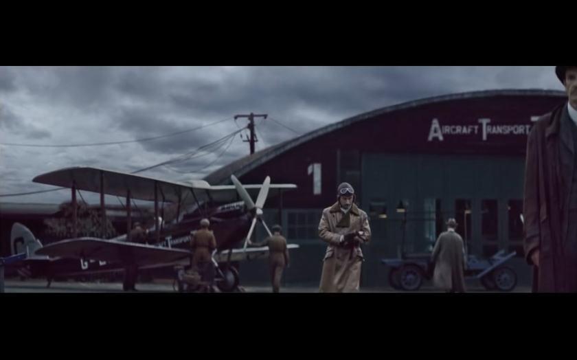 "Aircraft Transport and Travel Ltd, British Airways ""Aviators"" Advert 2011"