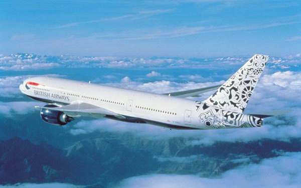 British Airways Boeing 777-200 Project Utopia Livery